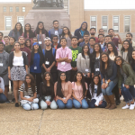 College Expedition participants at Rice University