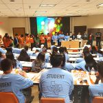 CEC student panel at University of Texas